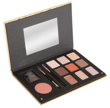Vipera Golden Pallet zestaw kosmetyków do makijażu 13 Rumba