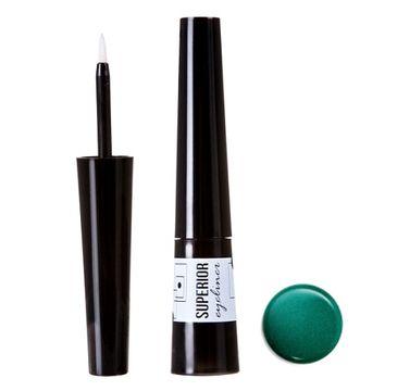 Vipera Superior Eyeliner wodoodporny eyeliner 07 Green 3ml