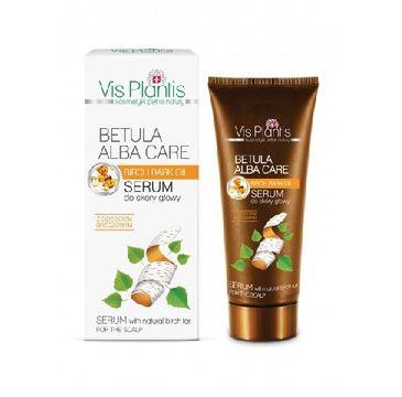 Vis Plantis Betula Alba Care serum do skóry głowy z łuszczycą łupieżem 200 ml