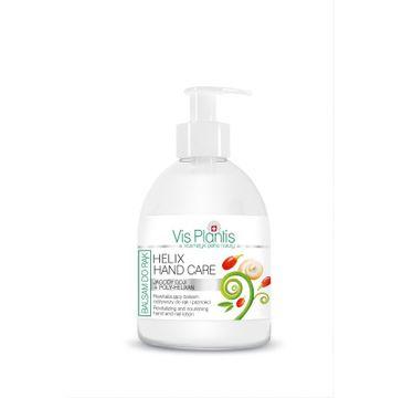 Vis Plantis Helix Hand Care balsam do rąk rewitalizujący jagody goji 300 ml