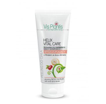 Vis Plantis Helix Vital Care peeling do każdego typu skóry wyszczuplający 200 ml