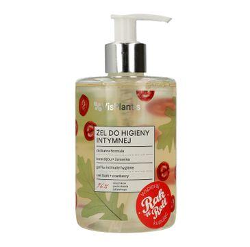Vis Plantis Herbal Vital Care żel do higieny intymnej Kora Dębu+Żurawina 300 ml