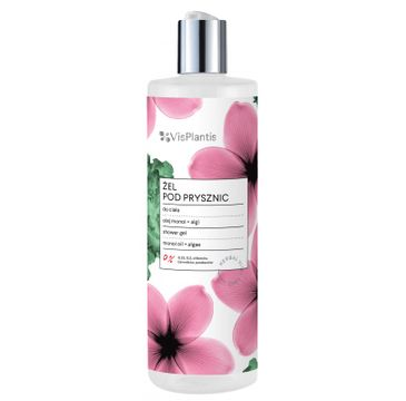 Vis Plantis Herbal Vital Care żel pod prysznic Olejek Kameliowy-Wiśnia 400 ml