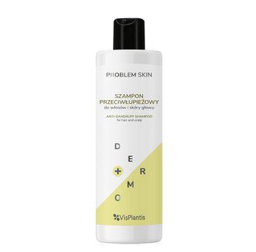 Vis Plantis Problem Skin (szampon przeciwłupieżowy 400 ml)