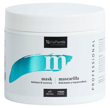 Vis Plantis Professional Maska do włosów nawilżająco - regenerująca (400 ml)