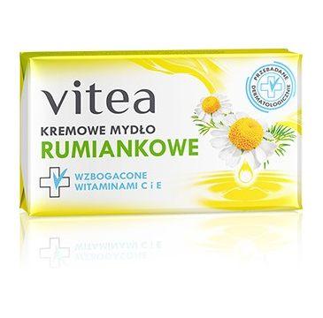 Vitea Kremowe mydło do każdego typu skóry rumiankowe 100 g