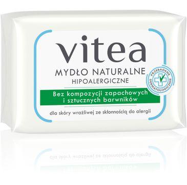 Vitea mydło do skóry wrażliwej hypoalergiczne bezzapachowe 200 g