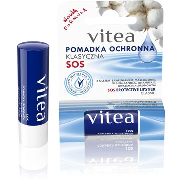 Vitea pomadka ochronna do ust klasyczna 4.9 g