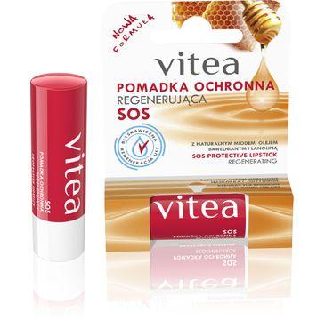 Vitea Pomadka ochronna do ust Regenerująca 4.9 g