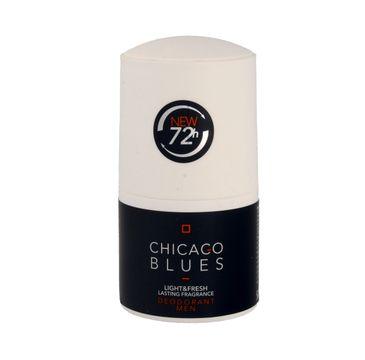 Vittorio Bellucci Chicago Blues Men dezodorant w kulce subtelny zapach 50 ml