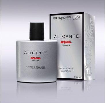 Vittorio Bellucci woda toaletowa 08 Alicante Special męska 100 ml