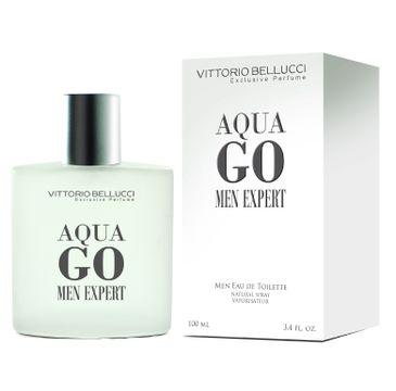 Vittorio Bellucci woda toaletowa 29 Aqua Go Men Expert męska 100 ml