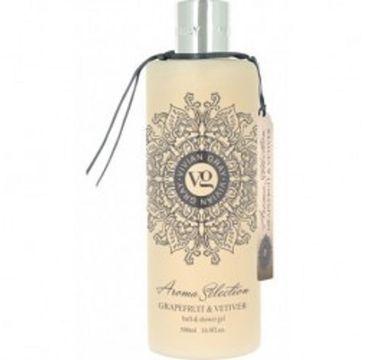 Vivian Gray Aroma Selection Bath & Shower Gel żel pod prysznic i do kąpieli Grapefruit & Vetiver 500ml