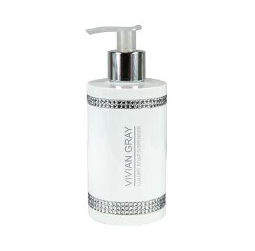 Vivian Gray White Crystals Luxury Cream Soap mydło w płynie 250ml
