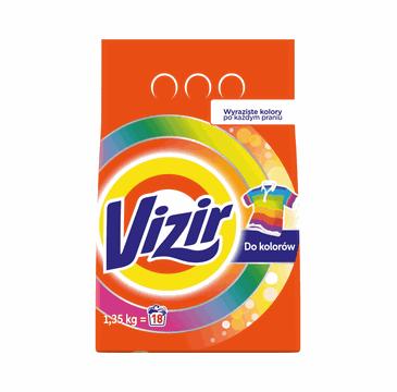 Vizir Proszek do prania kolorowych tkanin (1.35 kg)