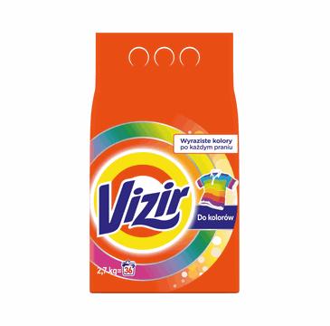 Vizir Proszek do prania kolorowych tkanin (2.7 kg)