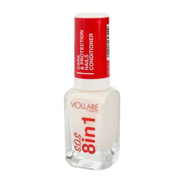 Vollare – Odżywka do paznokci S.O.S 8in1 (10 ml)