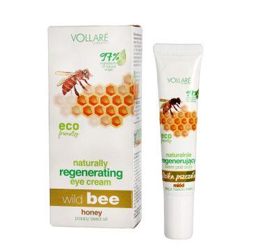 Vollare Cosmetics Dzika Pszczoła Krem pod oczy regenerujący (15 ml)