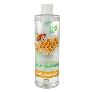 Vollare Cosmetics Dzika Pszczoła Płyn micelarny oczyszczający (400 ml)