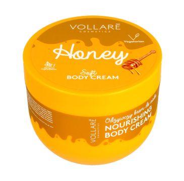 Vollare Cosmetics Odżywczy krem do ciała Full Honey (250 ml)