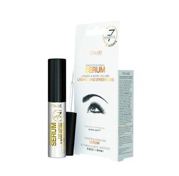 Vollare Cosmetics serum stymulujące wzrost rzęs i brwi 9 ml