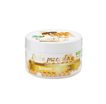 Vollare – Dzika Pszczoła Krem do ciała regenerujący Miód-Olej Słonecznikowy (225 ml)