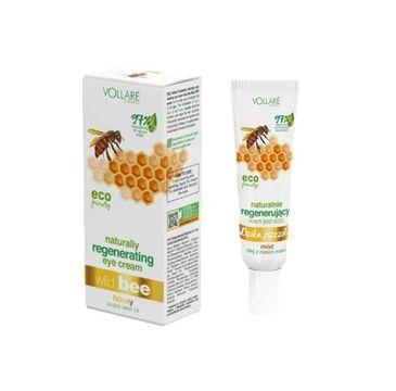 Vollare – Dzika Pszczoła Krem pod oczy regenerujący (15 ml)