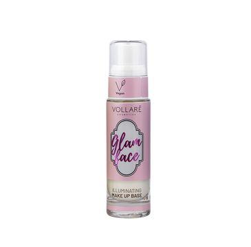 Vollare Glam Face Illuminating Make Up Base baza pod makijaż rozświetlająca (30 ml)