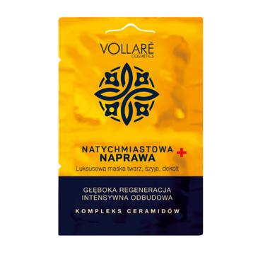 Vollare Cosmetics – Luksusowa maska Natychmiastowa Naprawa (2 x 5 ml)