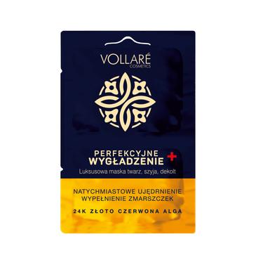 Vollare Cosmetics – Luksusowa maska Perfekcyjne Wygładzenie(2 x 5 ml)