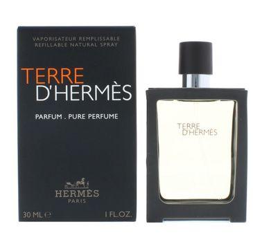 Voyage D'Hermes Pure Perfume woda perfumowana z możliwością napełnienia spray 30ml