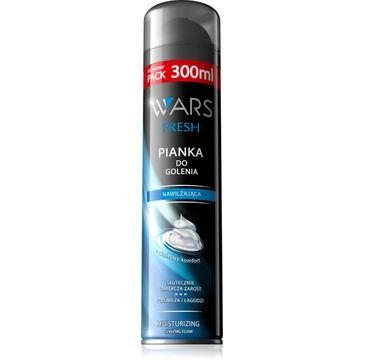 Wars Fresh pianka do golenia 300 ml