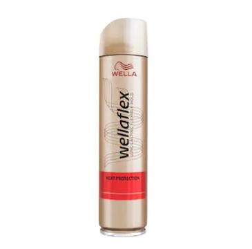 Wella Wellaflex Lakier do włosów Heat Protection (250 ml)