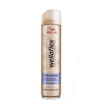 Wella  Wellaton Wellaflex Long Lasting Flexible Hold 2nd Day Volume Blow Dry Spray odżywka w spray'u do włosów 4 Extra Strong Hold 150ml