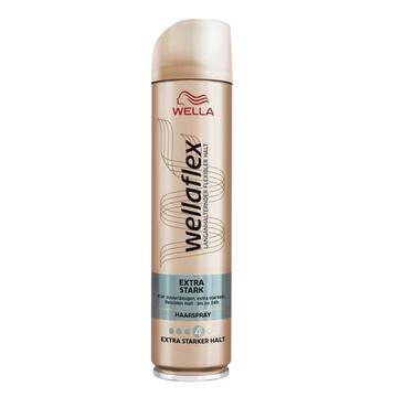 Wella Wellaflex Extra Stark lakier do włosów 4 (400 ml)