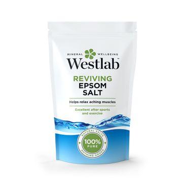 Westlab Reviving Epsom Bath Salt odświeżająca sól do kąpieli (350 g)