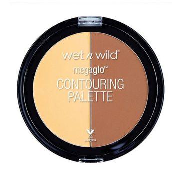 Wet n Wild Megaglo Contouring Palette paletka do konturowania Caramel Toffee 12.5g