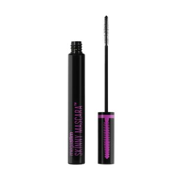 Wet n Wild MegaSlim Skinny Mascara tusz do rzęs Black 6.5ml