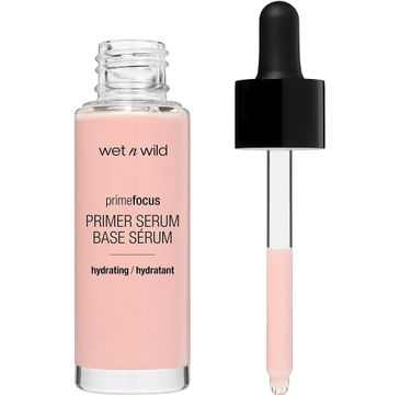 Wet n Wild Prime Focus Primer Serum Hydrating nawilżające serum do twarzy (30 ml)