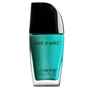 Wet n Wild Wild Shine Nail Color lakier do paznokci Be More Pacific 12.3ml