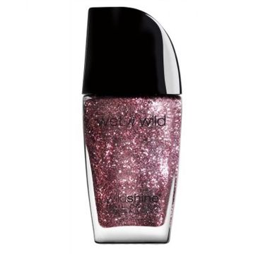 Wet n Wild Wild Shine Nail Color lakier do paznokci Sparked 12.3ml