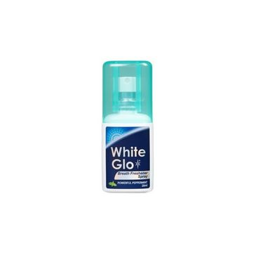 White Glo – Breath Freshener Spray odświeżacz do ust w sprayu (20 ml)