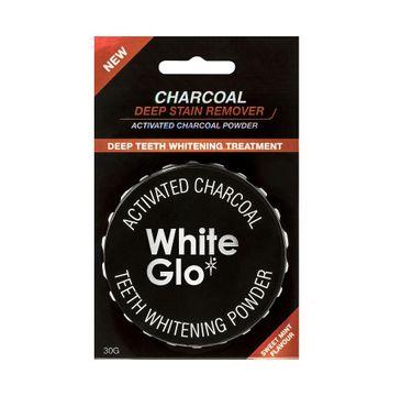 White Glo – Charcoal Teeth Whitening Powder aktywny węgiel w proszku do wybielania zębów (30 g)
