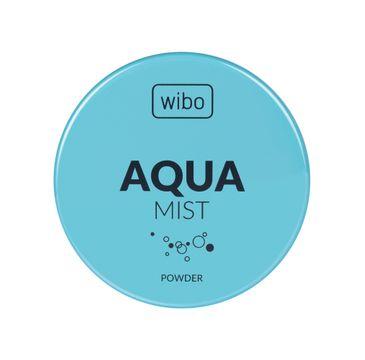 Wibo Aqua Mist Powder sypki puder do twarzy z kolagenem morskim (10 g)