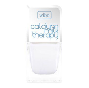 Wibo Calcium Milk Therapy odżywka do słabych paznokci 8.5ml