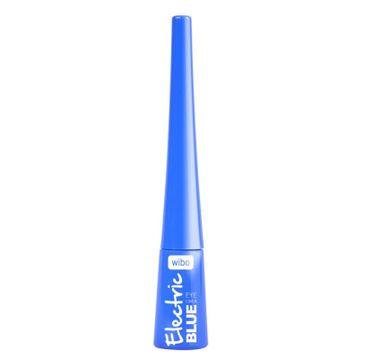 Wibo Eyeliner płynny eyeliner Electric Blue 4ml