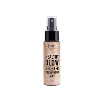 Wibo Healthy Glow Booster Illuminating Mist rozświetlająca mgiełka do twarzy i ciała (50 ml)