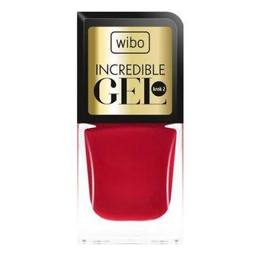 Wibo Incredible Gel żelowy lakier do paznokci 3 8.5ml
