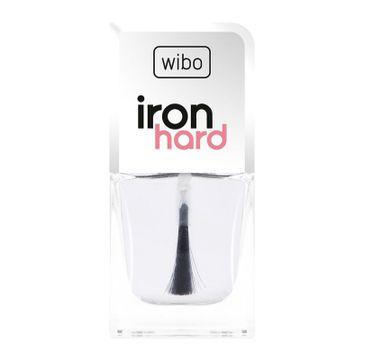 Wibo Iron Hard utrwalacz do paznokci 8.5ml