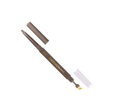 Wibo Probrow Pencil kredka do brwi ze szczoteczką 01 (1 szt.)